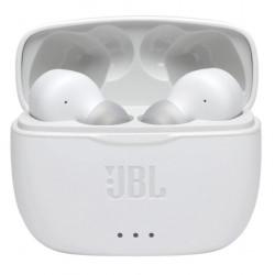 Casti audio in-ear JBL TUNE 215TWS, Bluetooth, Microfon, Pure Bass, True Wireless, Alb
