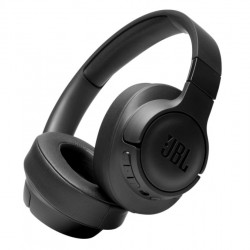 Casti JBL TUNE 750, Active Noise Cancelling, Pure Bass, Hands-Free & Voice Control, Multi-Point Connection, Negru