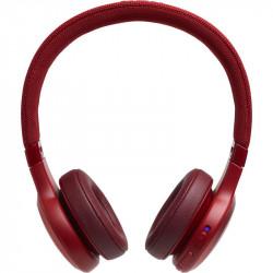 Casti On-Ear JBL LIVE 400BT, JBL Signature Sound, Voice Assistant, Bluetooth Wireless, TalkThru Technology, Rosu