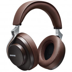 Casti SHURE Aonic 50 Wireless, Noise-Cancelling - maro