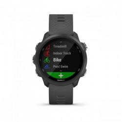 Ceas smartwatch Garmin Forerunner 245, GPS, Grey