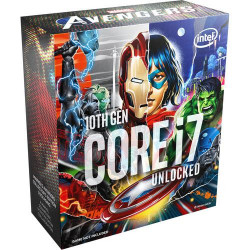 CPU Intel i7-10700K 5.10 GHz Avengers
