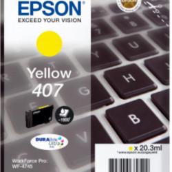 EPSON C13T07U440 YELLOW INKJET CARTRIDGE