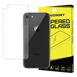 Folie spate WOZINSKY 9H PRO+ pentru iPhone SE 2020 / iPhone 8 / iPhone 7