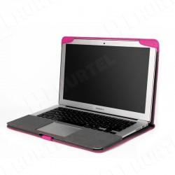Geanta laptop 11,6 inch, Cartinoe Unique , roz