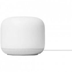 GOOGLE Nest WiFi Add-On Point Range Extender (1 Pack) GA001423-US Alb