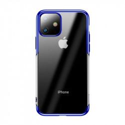 Husa Baseus Shining pentru iPhone 11 - albastru