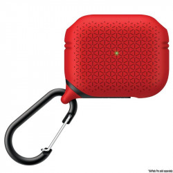 Husa casti Catalyst Waterproof Premium, red- Apple AirPods Pro