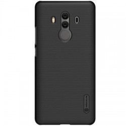 Husa Nillkin Super Frosted Shield, Huawei Mate 10 Pro, Black