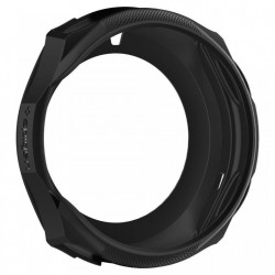 Husa protectoare Spigen pentru smartwatch Samsung Watch 46 mm , negru