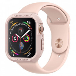 Husa protectoare Spigen Rugged Armor Apple Watch 4/5 (40MM) Roz