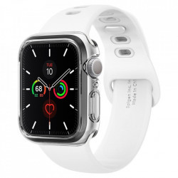 Husa protectoare Spigen Ultra Hybrid Apple Watch 4/5 (40 mm) - transparent