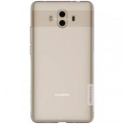 Husa Slim Nillkin Nature Huawei Mate 10 Transparenta