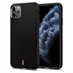 Husa Spigen Ciel Wave Shell iPhone 11 Pro - negru