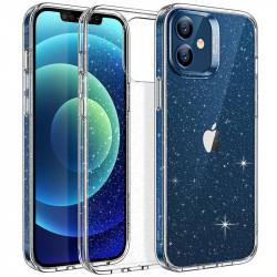 Husa telefon ESR Shimmer, clear - iPhone 12 mini