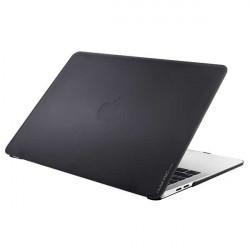 "Husa UNIQ Husk Pro pentru MacBook Pro 13"" 2016/2017 - negru"