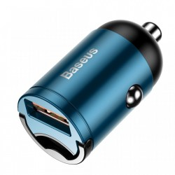 Incarcator mini , Baseus Tiny Star USB Port 30W Blue (VCHX-A03)