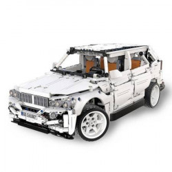 Masina de jucarie Double Eagle C61007W G5 Off-Road 4x4 din blocuri lego