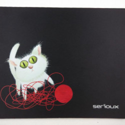 MOUSE PAD SERIOUX MSP01