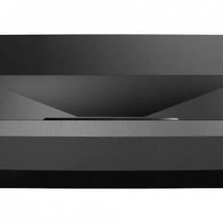 Optoma Projection TV Videoproiector 4K UHZ65UST si Ecran fix perete, EliteScreens ALR dedicat ptr UST AEON AR120H-CLR
