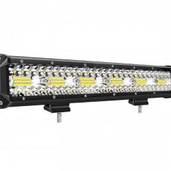 Proiector LED Bar Auto Off Road AWL27 120LED 450x74 360W COMBO 9-36V