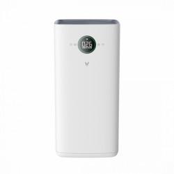 Purificator aer smart Viomi PRO, filtru Hepa, ioni de argint, carbon activ, sterilizare UV 99.9%, LED, control prin Mi Home