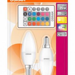 SET 2 BECURI LED OSRAM 4058075091757