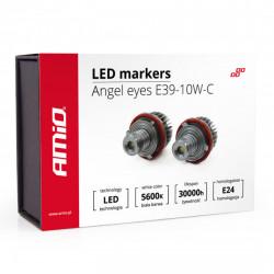 Set 2 x LED marker E39-10W-C