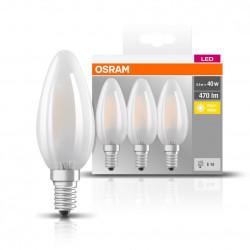 SET 3 BECURI LED OSRAM 4058075819375