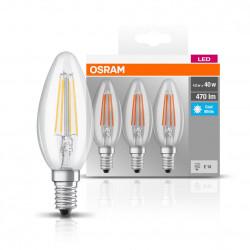SET 3 BECURI LED OSRAM 4058075819719
