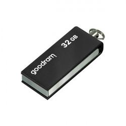 Stick USB Goodram pendrive 32 GB USB 2.0 20 MB/s (rd) - 5 MB/s (wr) flash drive black (UCU2-0320K0R11)