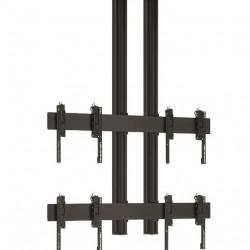 "Suport Videowall 2x2 Vogel's CVW2255 cu prindere in tavan, pentru Displayuri 46""-55"""