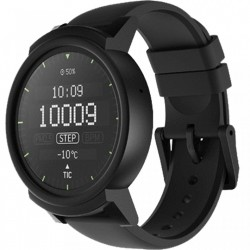 "TICWATCH Smartwatch E 1.4"" OLED Display Negru"
