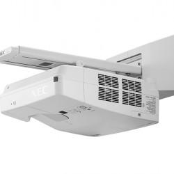 Videoproiector NEC UM301X, Ultra Short Throw, XGA 1024 x 768, 3000 lumeni, 10000:1, cadou modul Wireless LAN NEC NP05LM