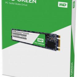 WD SSD 240GB GREEN M.2 SATA3 WDS240G2G0B