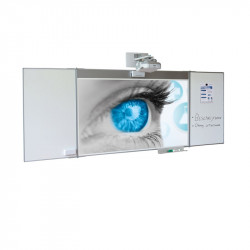 Whiteboard Magnetic Ceramic SMIT 112x175 cm (16:10) Multi surface