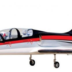 Aeromodel Black Horse BH141 L-39 Albatros avioane cu jet de 1450 mm