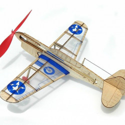 Aeromodel/Planor Guillows SUA Warhawk 286 mm