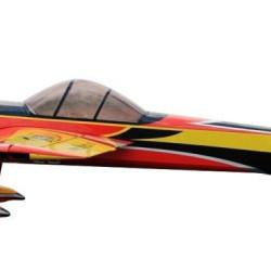 Aeromodel RC Pilot Yak 55M scara 33% 100cc 2700mm rosu