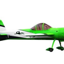 Aeromodel RC Pilot Yak 55M scara 33% 100cc 2700mm verde