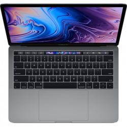 APPLE Macbook Pro (2019) 13 inch, Intel Core i5, 2.4Ghz, 8GB RAM 512GB SSD, Touch Bar, 4 Thunderbolt, 3 Ports, Black, Dark Grey - Apple
