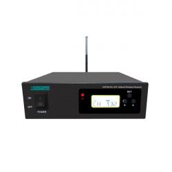 Baza Sistem Wireless pe UHF DSPPA DSP6616A, Frecventa automata pe infrarosu, conectare max.200 microfoane