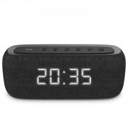 Boxa Bluetooth HAVIT M29 cu radio și ceas , negru