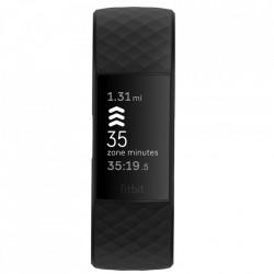 Bratara fitness Fitbit Charge 4, Black