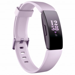 Bratara fitness Fitbit Inspire HR, Lilac