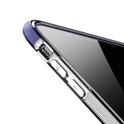 Bumper Tpu Baseus Armor pentru iPhone X / XS , albastru