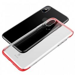 Bumper Tpu Baseus Armor pentru iPhone X / XS , rosu
