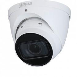 Camera de supraveghere Dahua IPC-HDW2231T-ZS-27135-S2, IP Dome 2MP Starlight, 1/2.8 CMOS, 2MP@25/30 fps, ROI, SMART H.265, 2.7-13.5mm, IR 40m, WDR 120dB, MicroSD 256GB, IP67, PoE