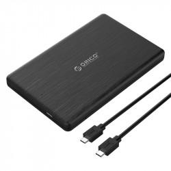 Carcasa ORICO hard disk/SSD 2,5 USB 3.1 cu USB Type-C