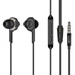 Casti audio in ear BlitzWolf BW-ES2 , negru